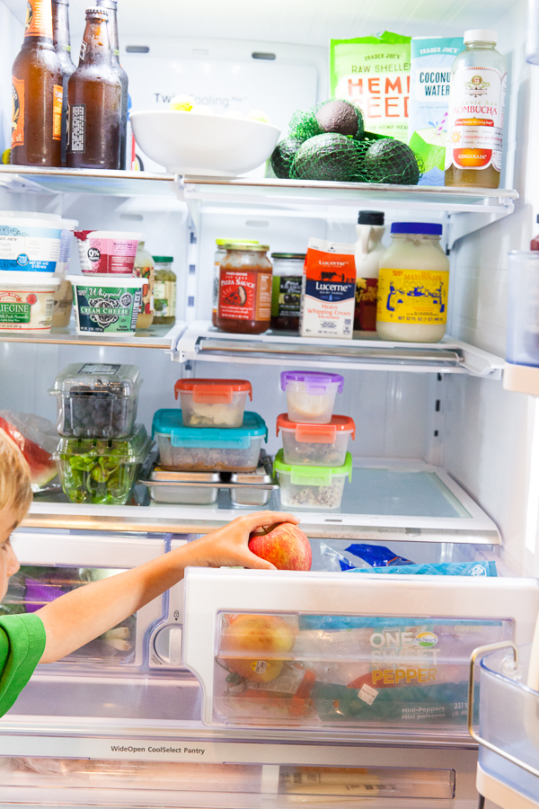 5 Family-Friendly Refrigerator Features