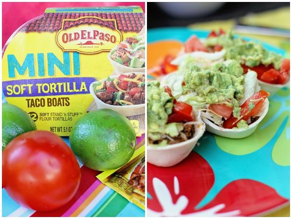 Old El Paso Tortilla Taco Boats 6
