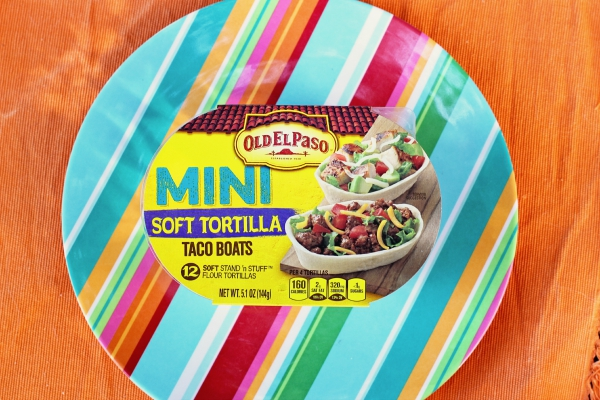 Taco Night Must-Haves: Old El Paso Tortilla Taco Boats