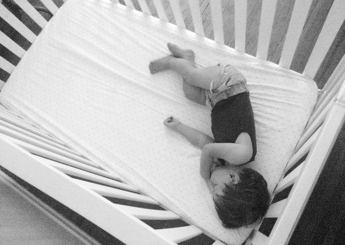 Better Sleep with PUREGrace Crib Mattress Protector