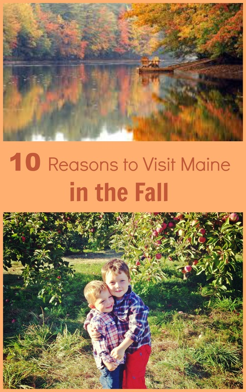 10 Reason to Visit Maine in the Fall