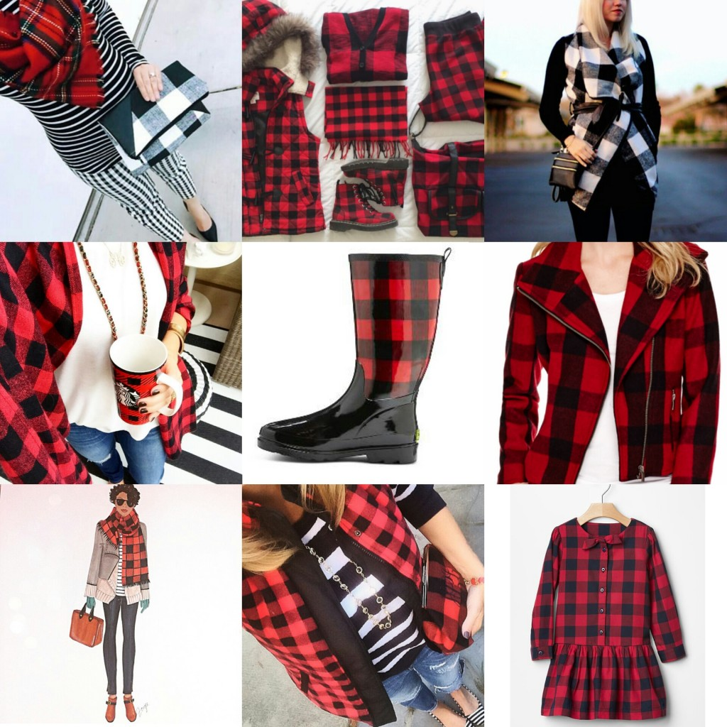Instagram Inspiration: Buffalo Plaid
