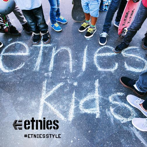 etnies Kids- Enter to Win $500 in gear
