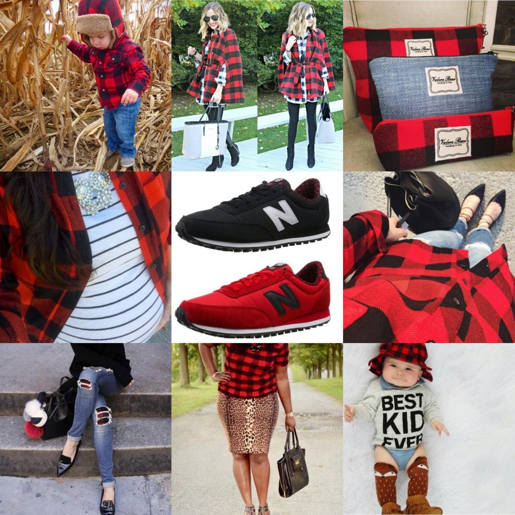 Best of Buffalo Plaid on Instagram