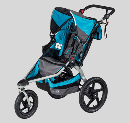 Best Strollers for Tall Parents: BOB Revolution Flex