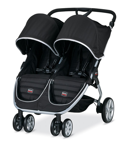 Best Double Strollers for Tall Parents