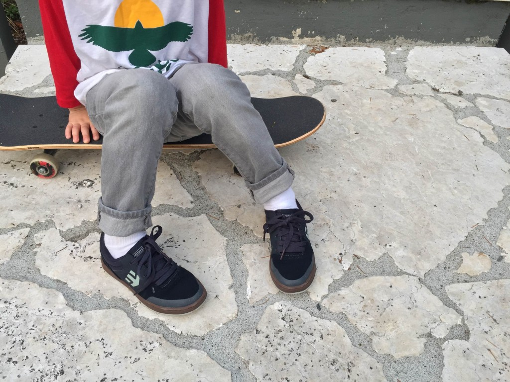 etnies Skate Style for Kids- Now available on Amazon!