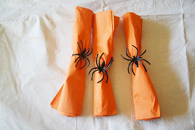 Halloween Dinner Fun for Little Kids