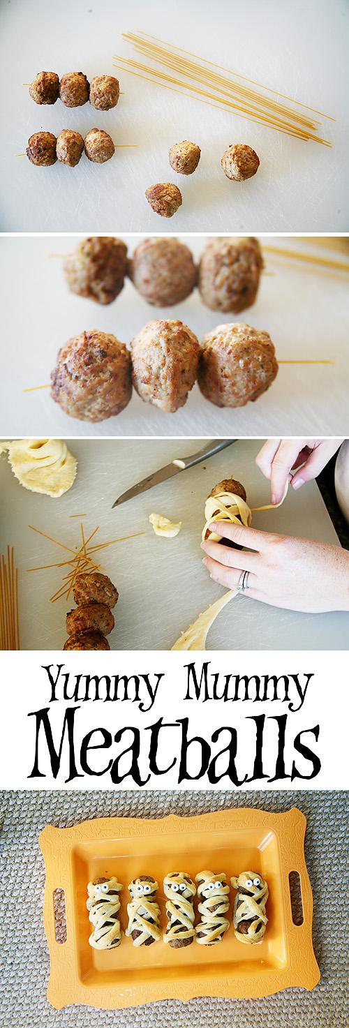 Yummy Mummy Meatballs