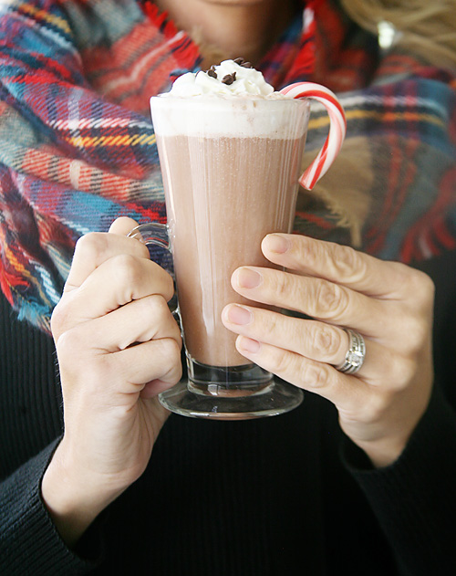 Hot Chocolate Recipes for Grown-Ups
