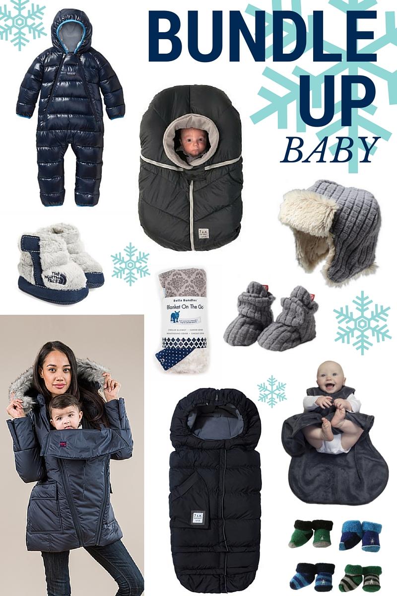 Bundle UP Baby Keeping Babies Warm this Winter Savvy Sassy Moms