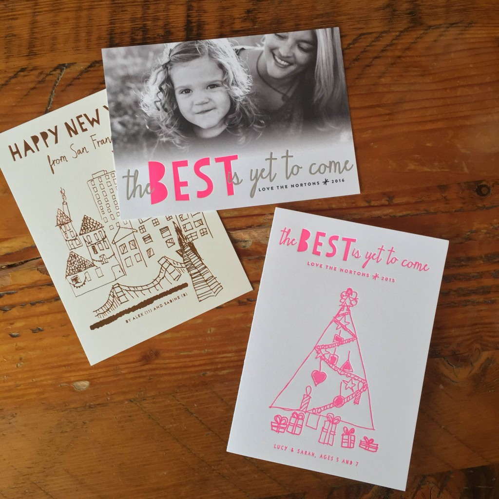 Design Your Own Holiday Cards with Minted (Giveaway)