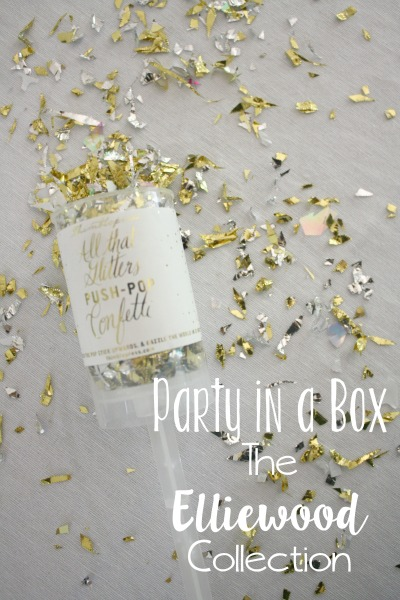 Elliewood Collection Party in a Box