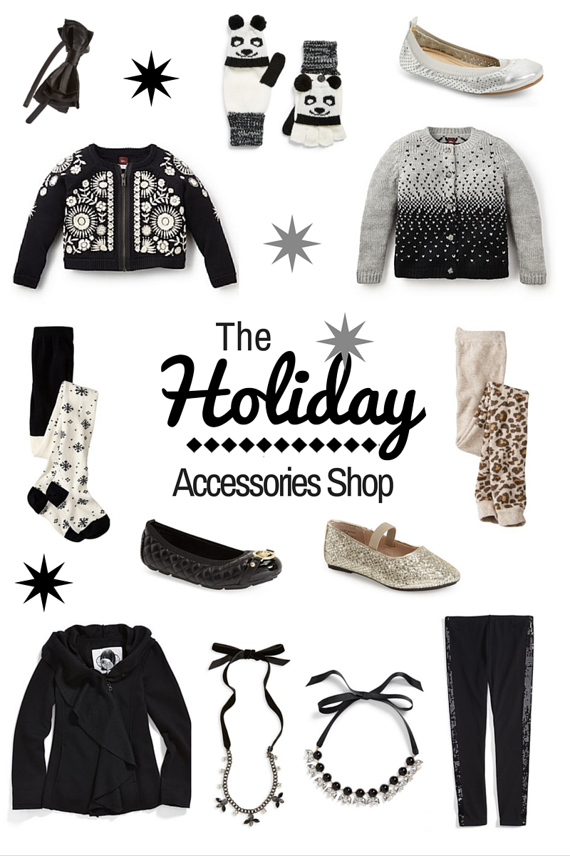Girls Holiday Accessories
