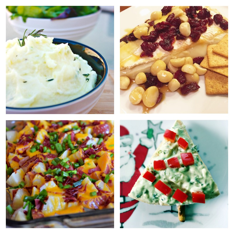 Holiday Blog Hop Appetizers