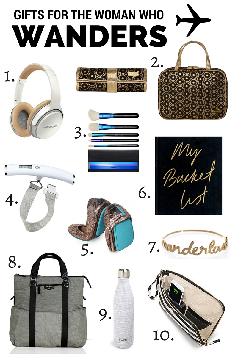 Holiday Gifts for Travelers Savvy Sassy Moms
