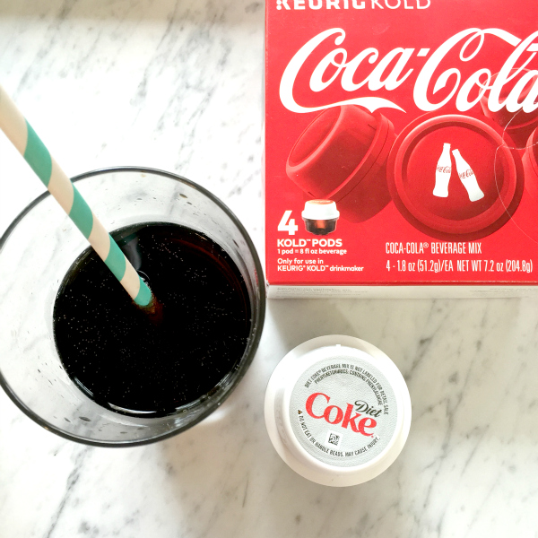 How to make Coke at home with the Keurig Kold