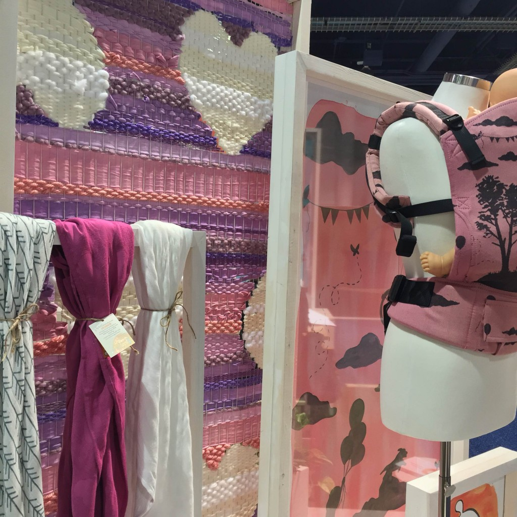 Pretty in Pink: Baby Gear for 2016