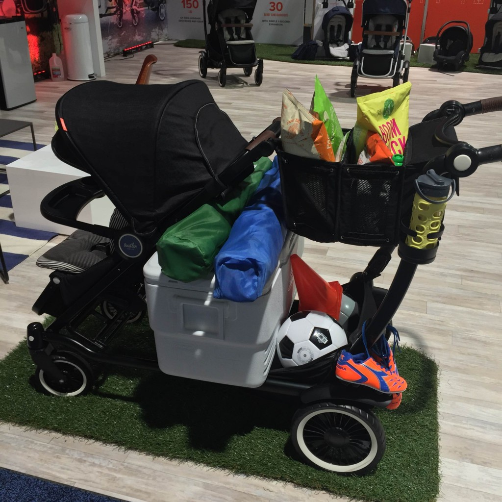 The biggest new stroller you need