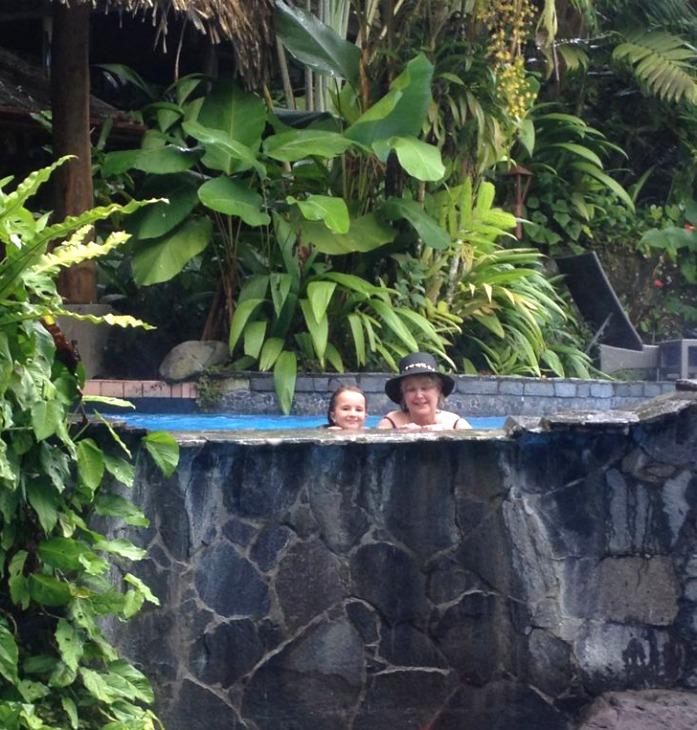 Lost Iguana Resort McKenna Grandma