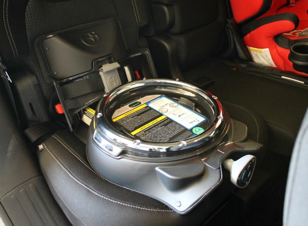 Installing The Orbit Car Seat