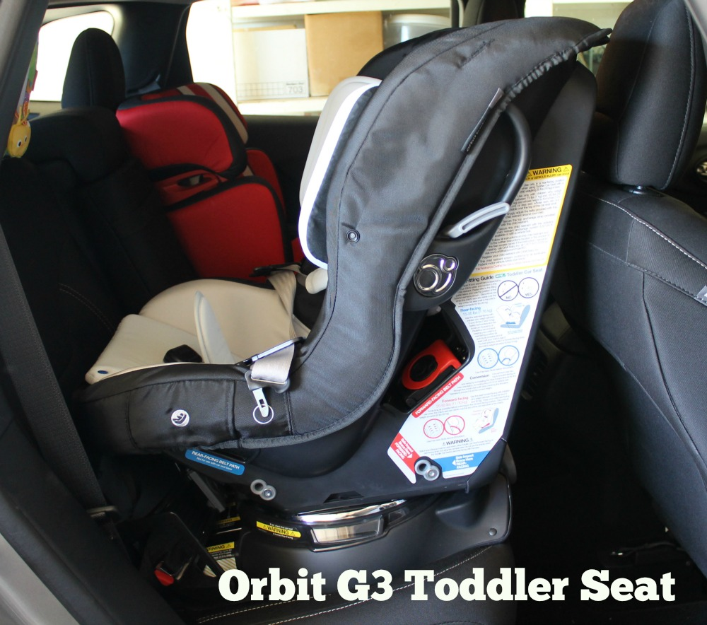 Easiest Car Seat To Move Between Cars Orbit G3 Toddler