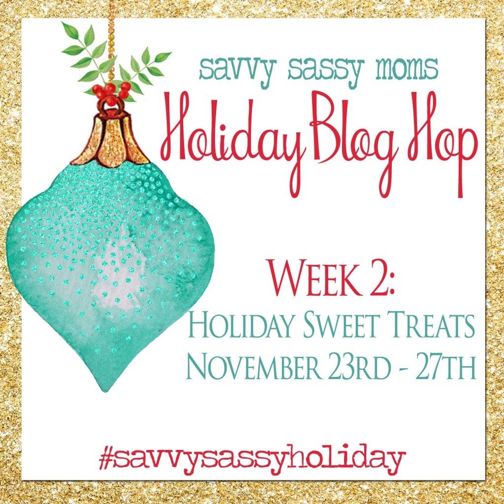 Holiday Blog Hop: Holiday Sweet Treats