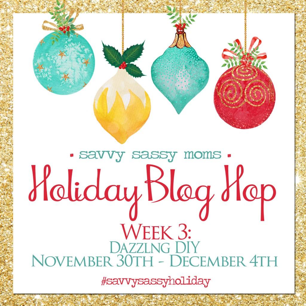 Dazzling Holiday DIY Ideas