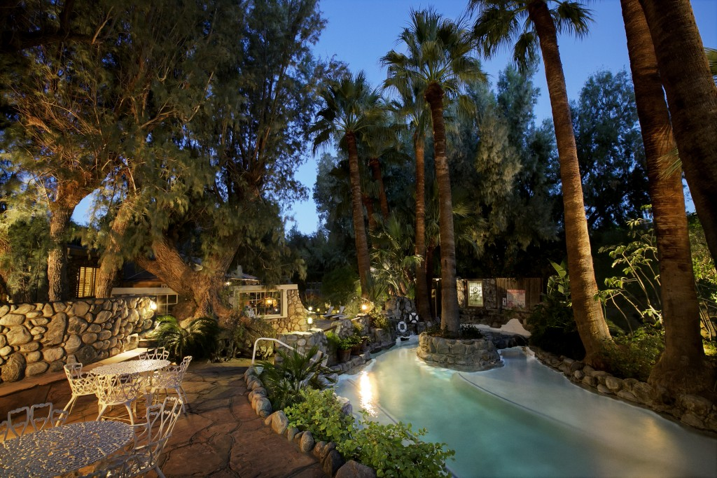 Two Palms Resort in Californai