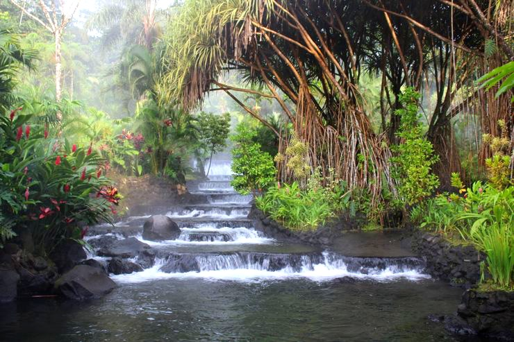 Tabacon Hot Springs Costa Rica Travel