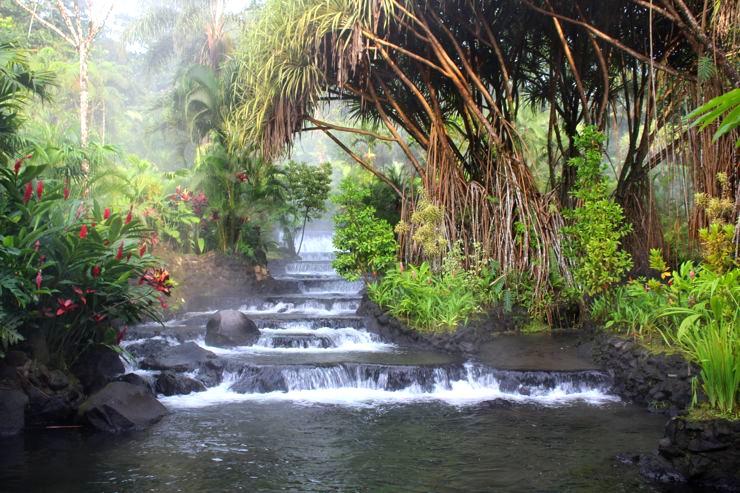 Tabacon Hot Springs Costa Rica Travel