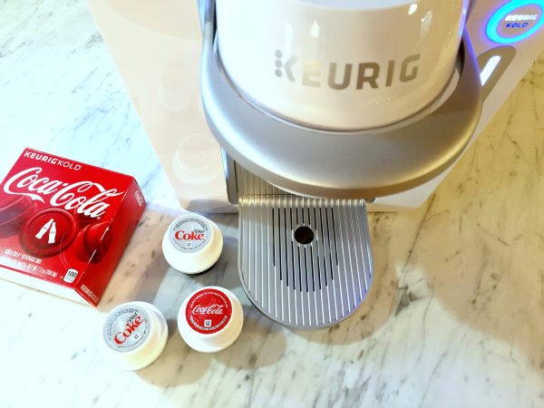 Try the NEW Keurig Kold