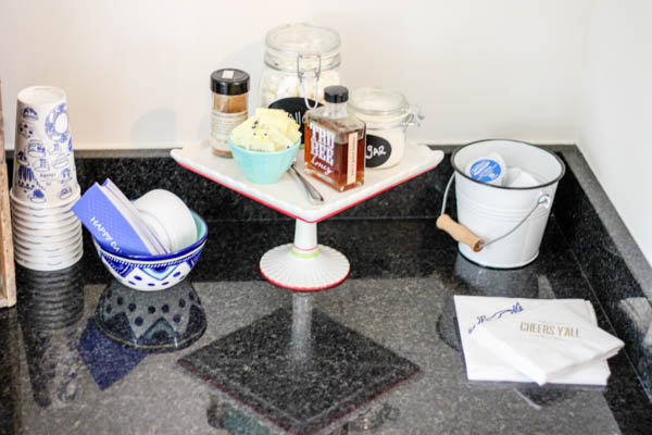 How to create an at-home coffee station