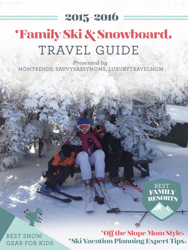 2015-16 Family Ski and Snowboard Guide