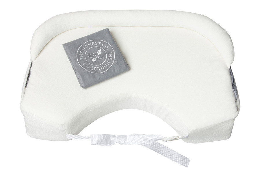 Eco-Friendly Nursing Pillow to Keep Baby Safe