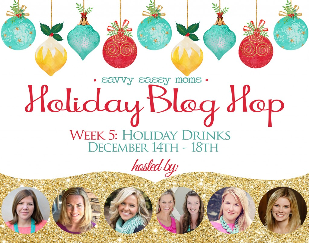 Join the Savvy Sassy Holiday Blog Hop!