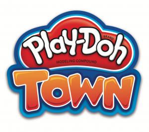 Play-Doh Town Logo