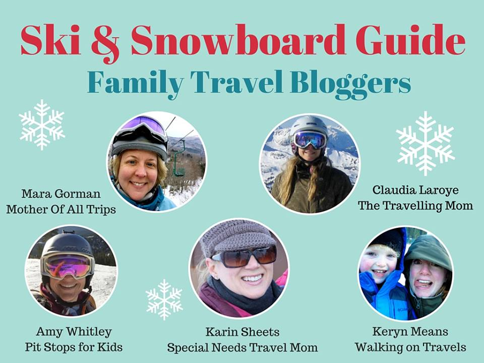 Ski and Snowboard Guide Travel Bloggers