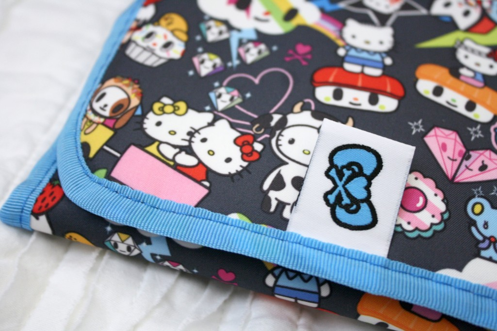 Tokidoki + Ju-Ju-Be Diaper Bag Giveaway