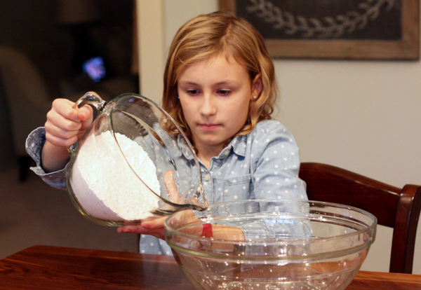 Tips for Letting Kids Help in the Kitchen