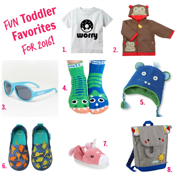 2016 Toddler Styles You Will Love