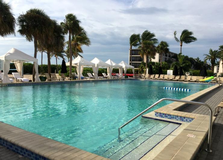 Sundial Beach Resort Pool Sanibel Island Pool