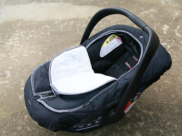 NEW B-Warm Car Seat Cover from Britax