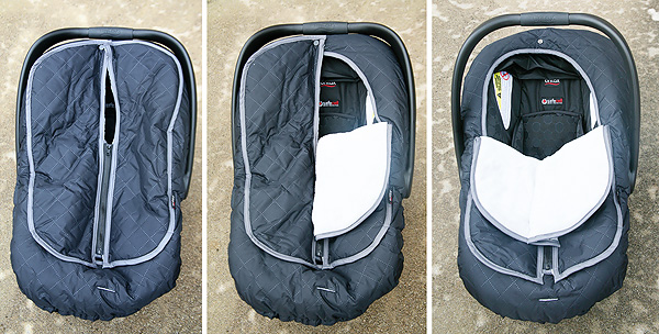 NEW from Britax: B-Warm Car Seat Cover