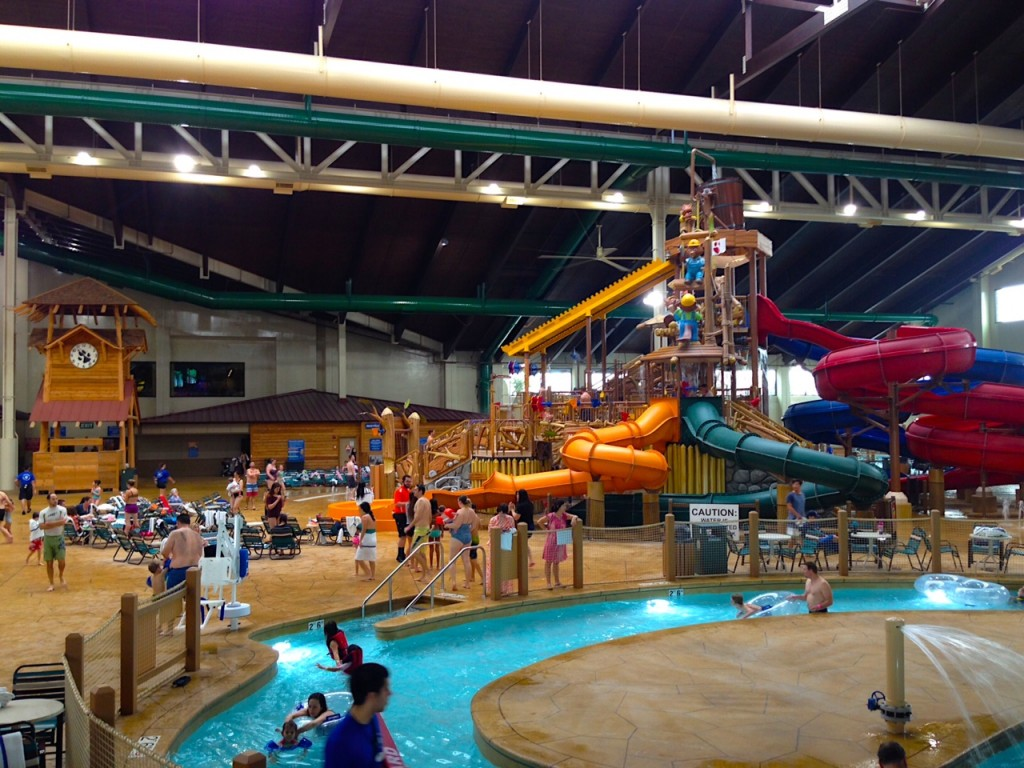 Great Wolf Lodge in Southern California