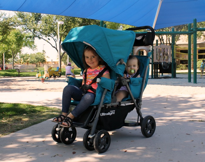 Check out the new Joovy Ultralight Stroller