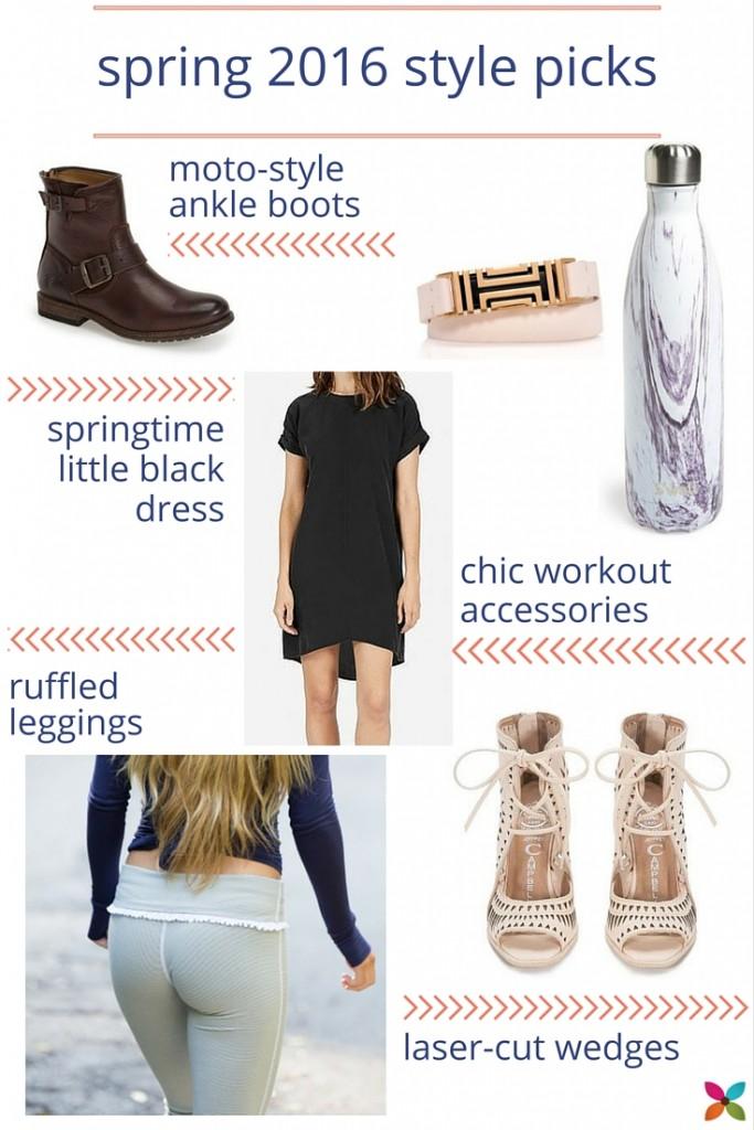 Spring 2016 Style Picks