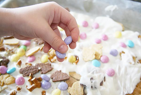 Kid-Friendly Bunny Bark Recipe