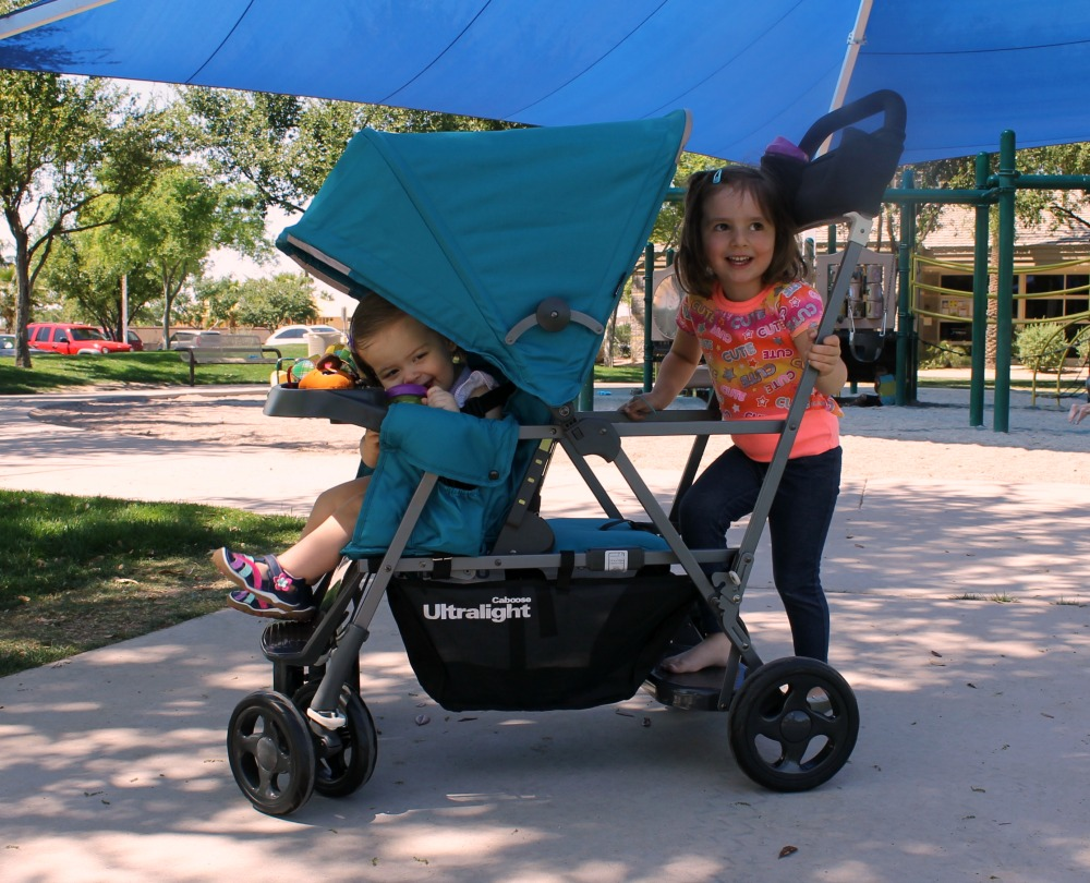 Meet the New Joovy Ultralight Graphite Stroller