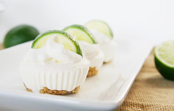No-Bake Key Lime Pie Cupcakes